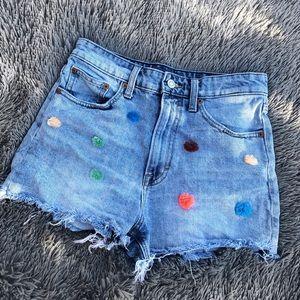 Lucky brand Pom Pom shorts